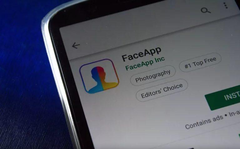 Immagini FaceApp dubbi sulla privacy